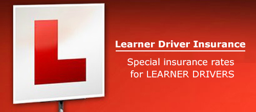 Competitive learner driver car insurance from only £1.72 a day!