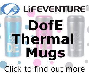 DofE Thermal Mugs