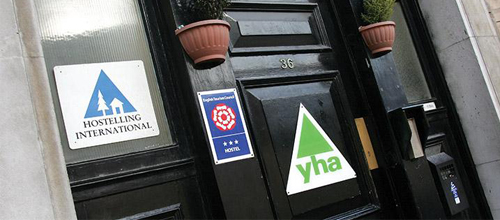 10% off accommodation, group packages and camping at YHA