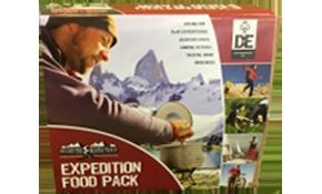 BTBT expedition food pack
