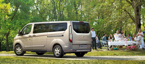 Special discount on purchase, lease and contract hire of minibuses