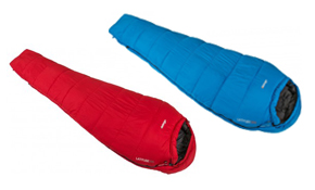 Vango Latitude sleeping bag series