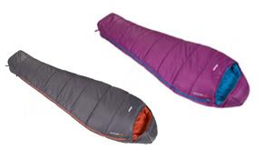 Vango Nitestar sleeping bag series