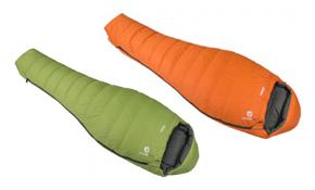 Vango Venom sleeping bag series