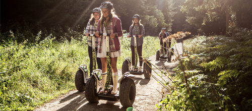 15% off forest segway adventures