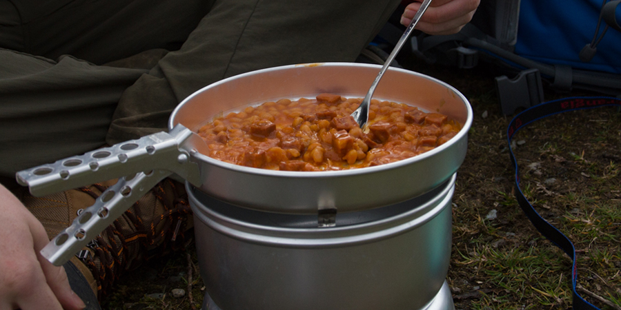 exped cooking