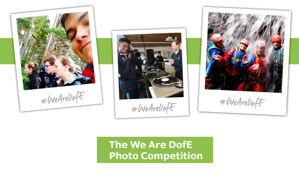 We are DofE Photo Competition
