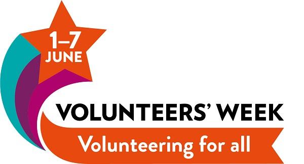 Volunteers' Week logo