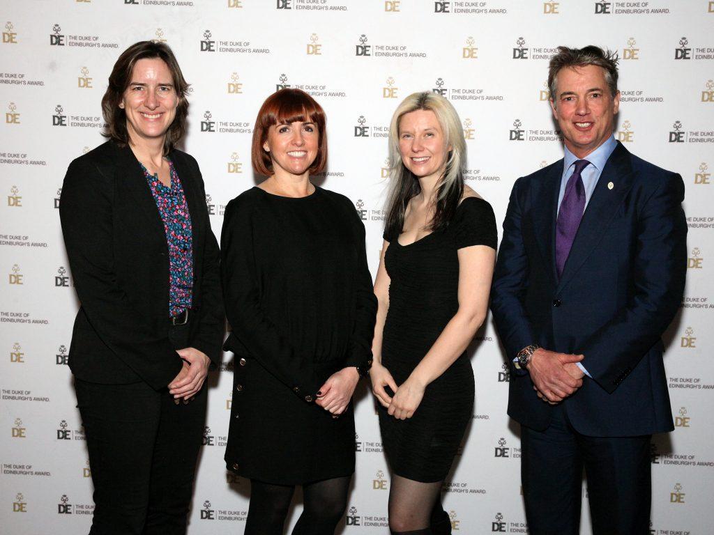Four presenters at GAP