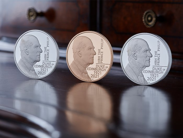 Duke of Edinburgh commemorative Coin