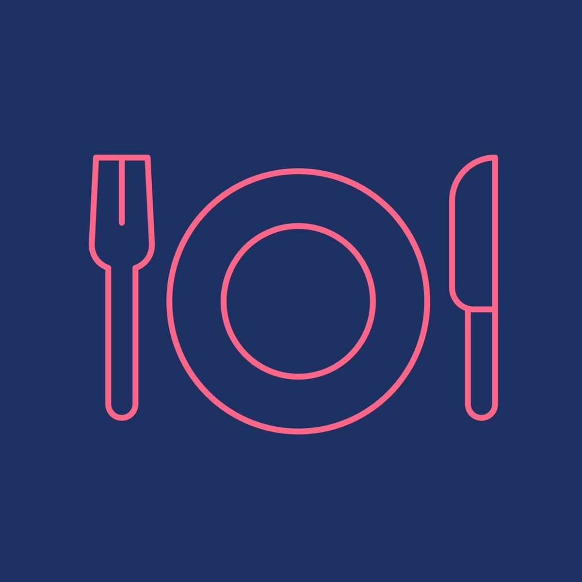Food and cooking icon
