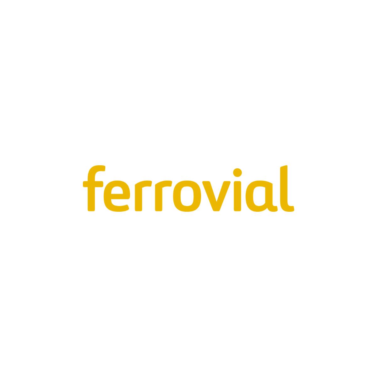 Ferrovial Angreman logo