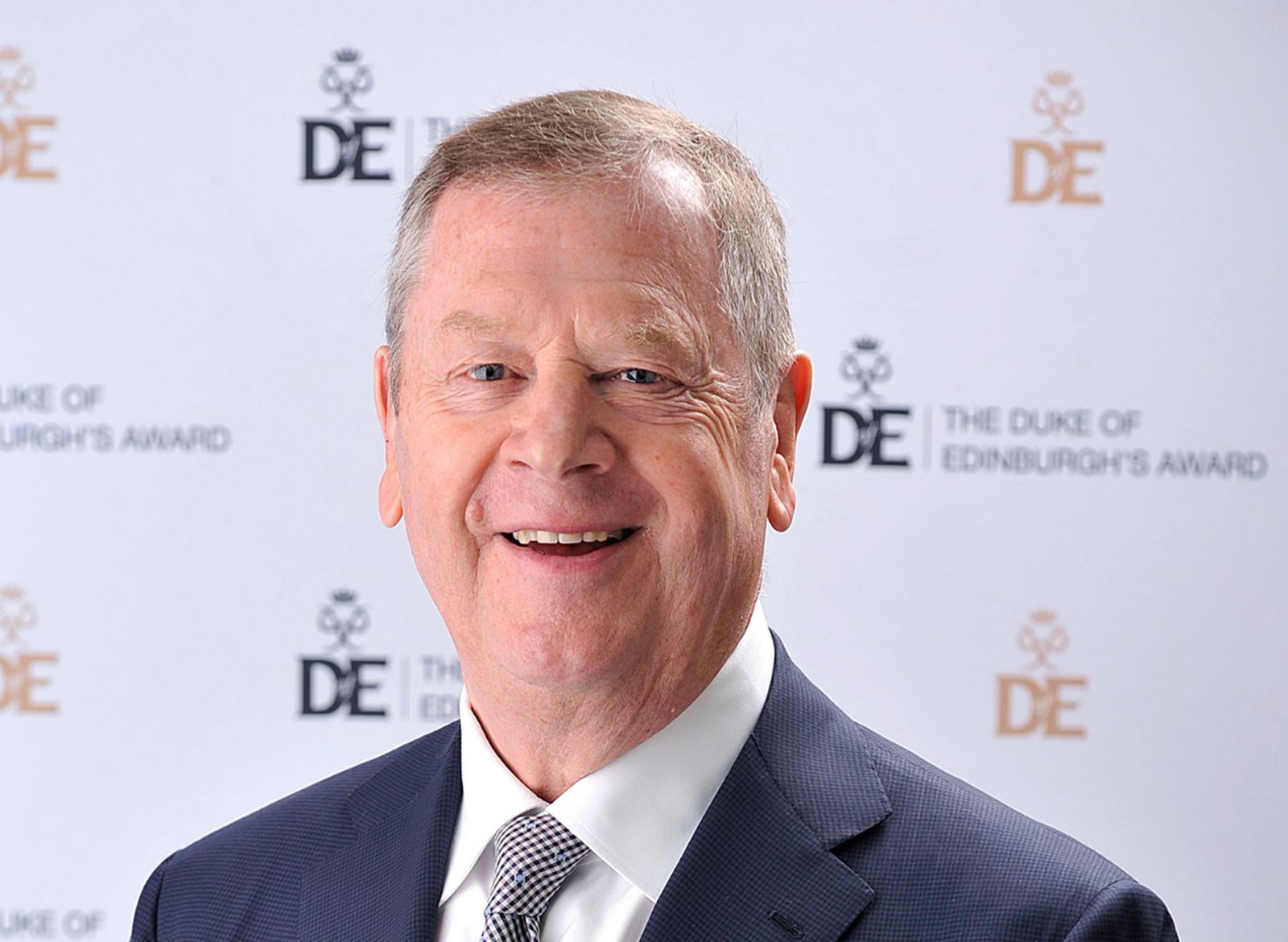 The Lord Kirkham CVO Chair of Trustees at The Duke of Edinburgh's Awards