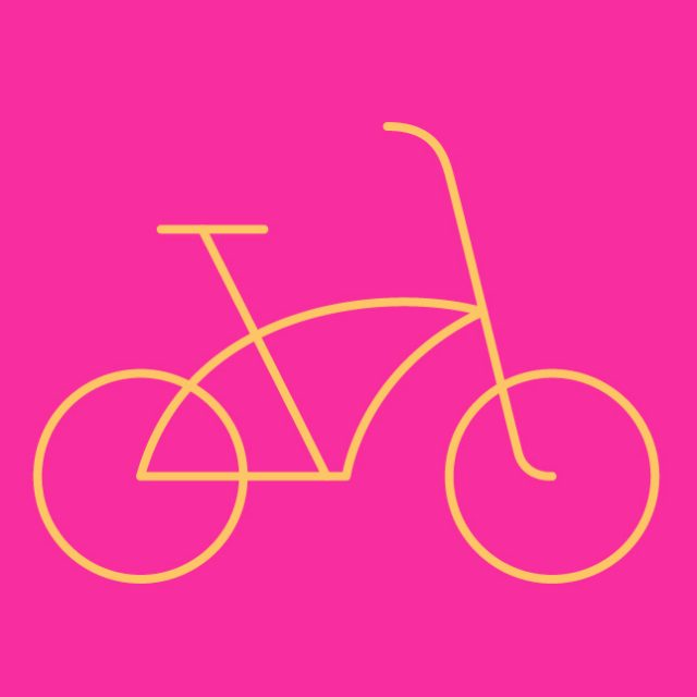 Icon of a bike